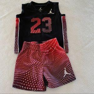 Air Jordan Short Set